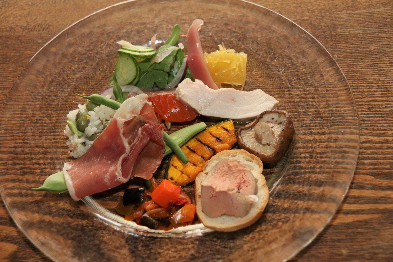 イタリア料理 オルモ