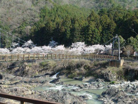 川代公園 ( 峡谷・キャンプ場 )