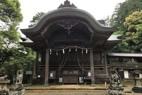 舟城神社(ふなきじんじゃ)