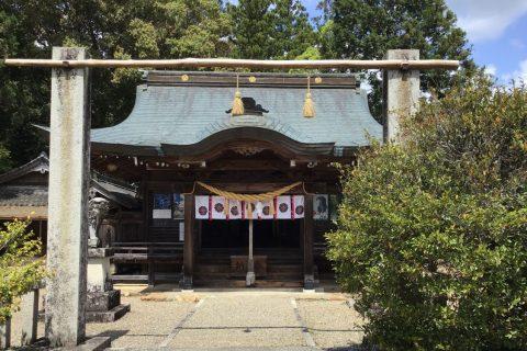 阿陀岡神社(あだおかじんじゃ)
