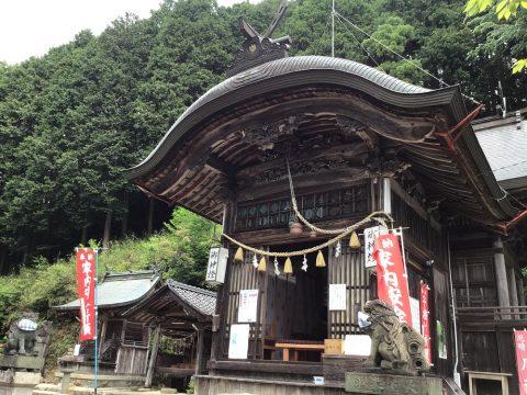 高座神社【青垣】(たかくらじんじゃ)