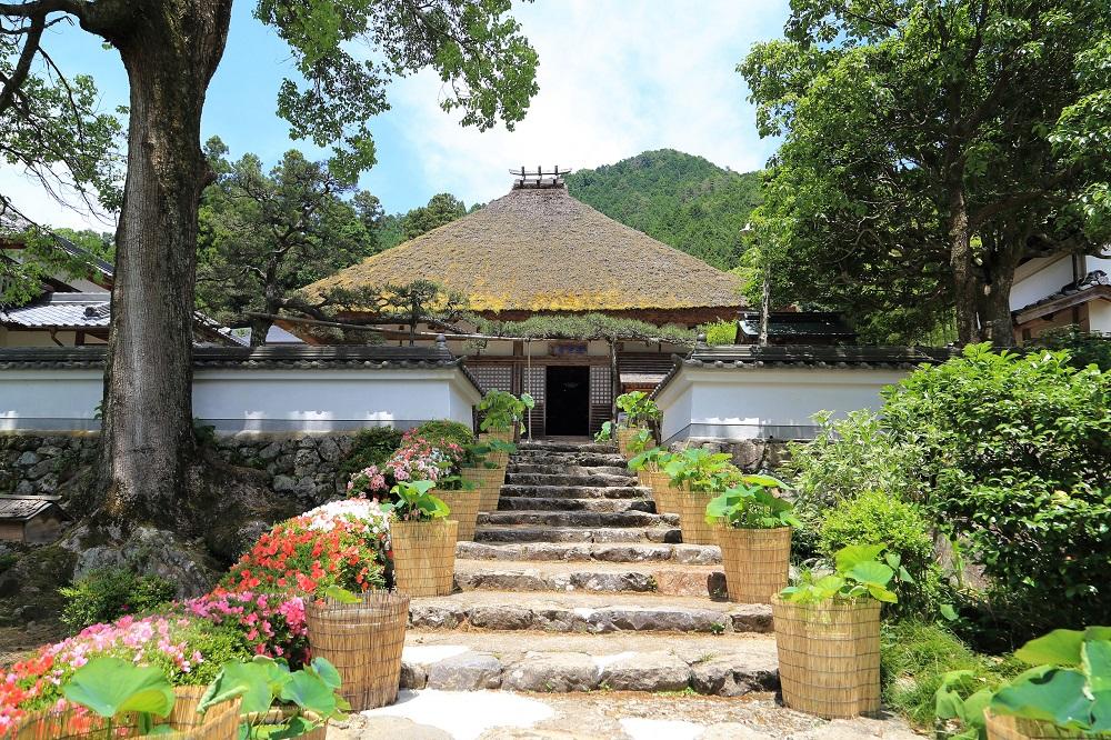 達身寺は10月1日より拝観を再開いたします。