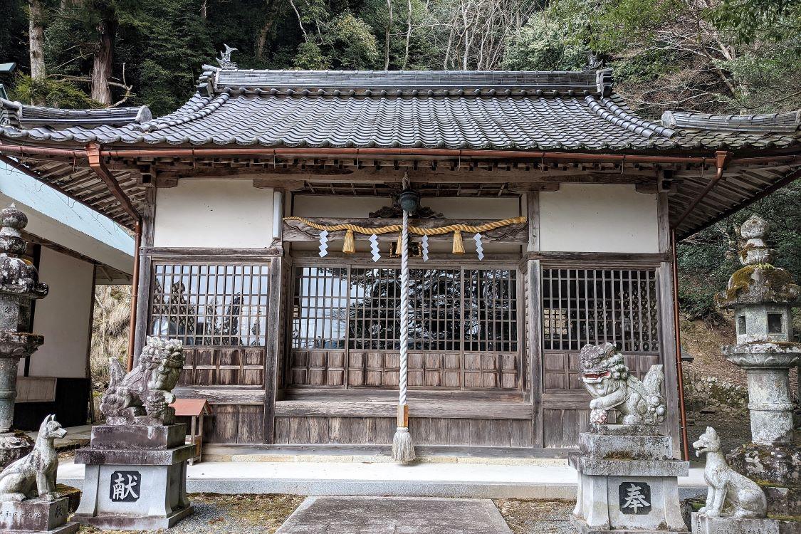 大原神社(おおばらじんじゃ)